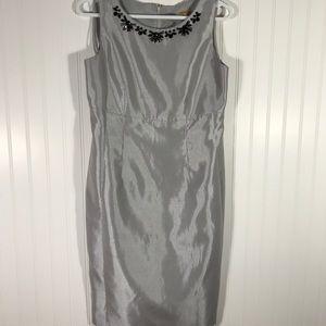 Nipon Boutique Sleeveless Sheath Cocktail Dress